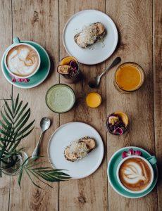 PowerOfPeople raakakakut ja vegaaninen ruoka