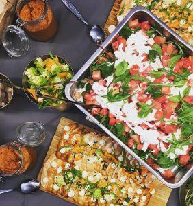 Keikaus catering Helsinki
